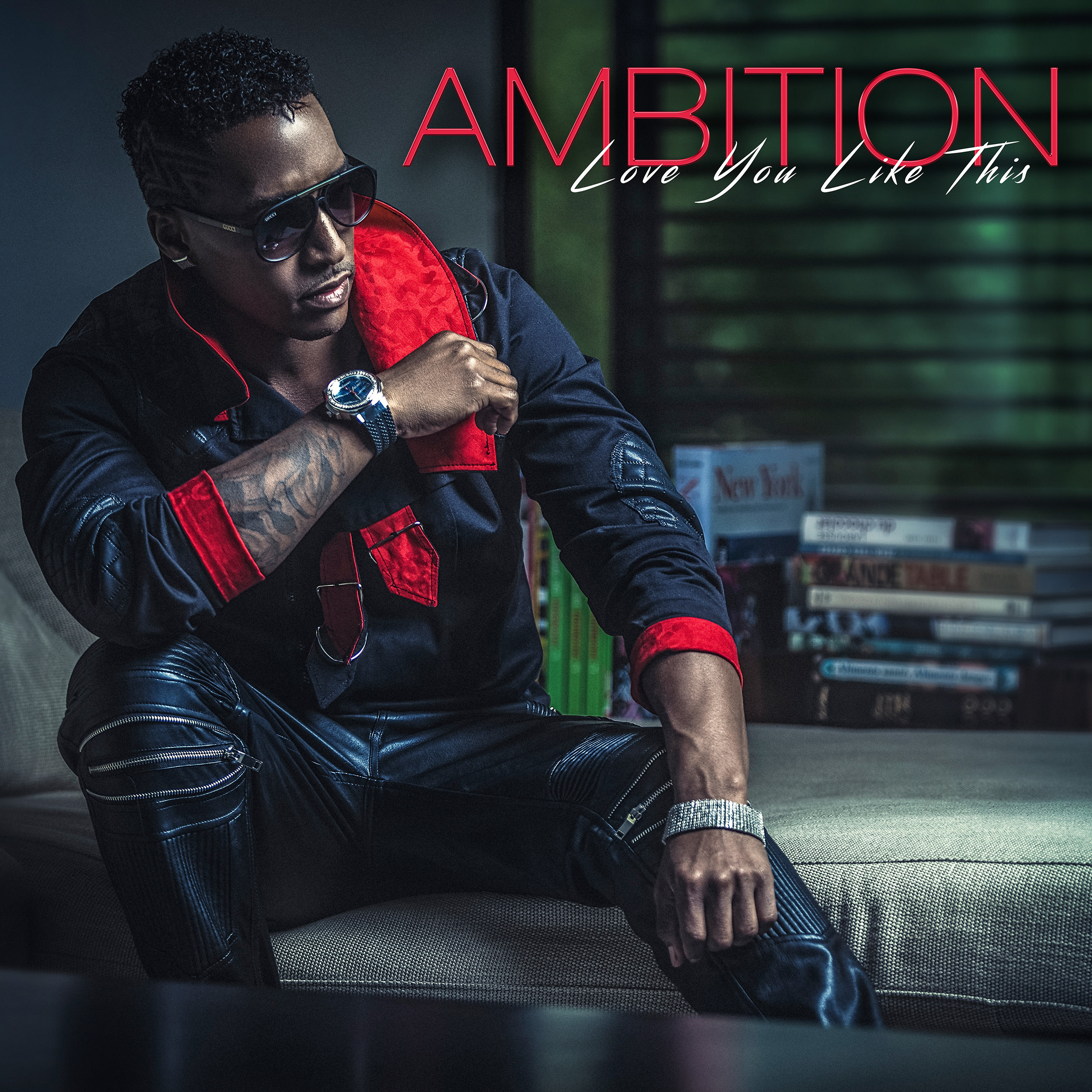 Ambition's new single Love You Like This is now available on all major digital stores worldwide!